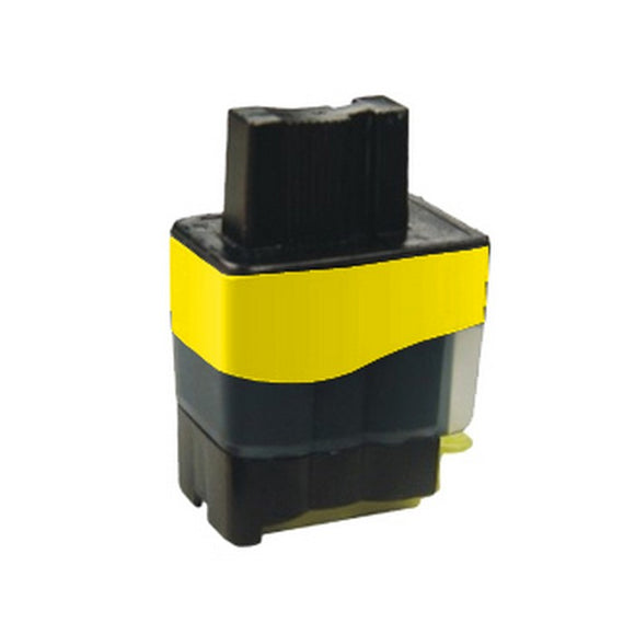 Brother LC900 Compatible Yellow Ink Cartridge