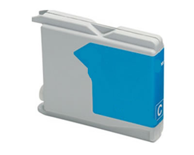 Brother LC970 Compatible Cyan Ink Cartridge