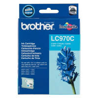 Brother LC970 Cyan Ink Cartridge