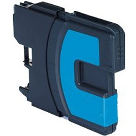 Brother LC1100 Compatible Cyan Ink Cartridge