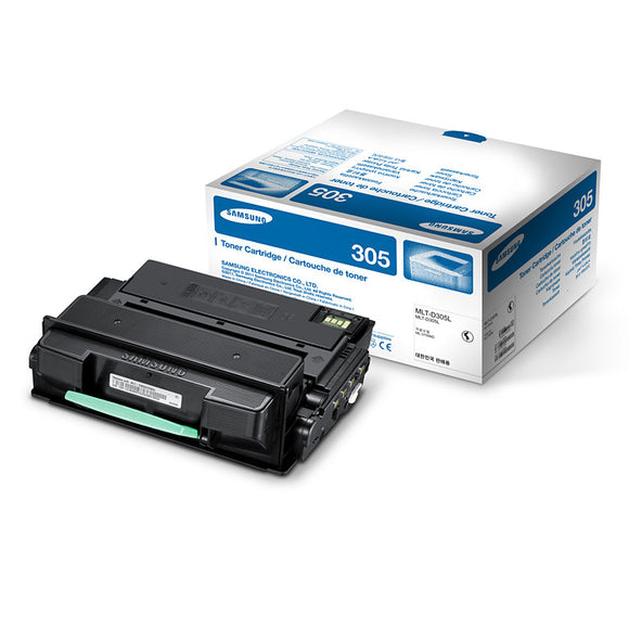 Samsung MLT-D305L Black Hi Yield Toner Cartridge