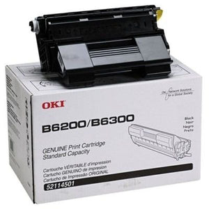 OKI 9004078 Black Toner Cartridge