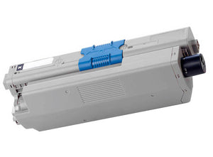 OKi C321 Black Compatible Toner Cartridge