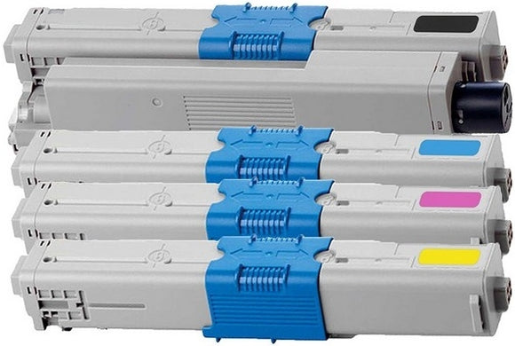 Compatible OKi C332 Toner Value Pack