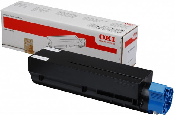 OKI 44917602 HI Capacity Black Toner Cartridge