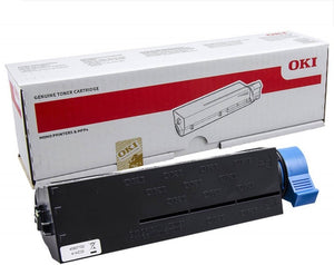 OKI 45807106 Hi Capacity Black Toner Cartridge