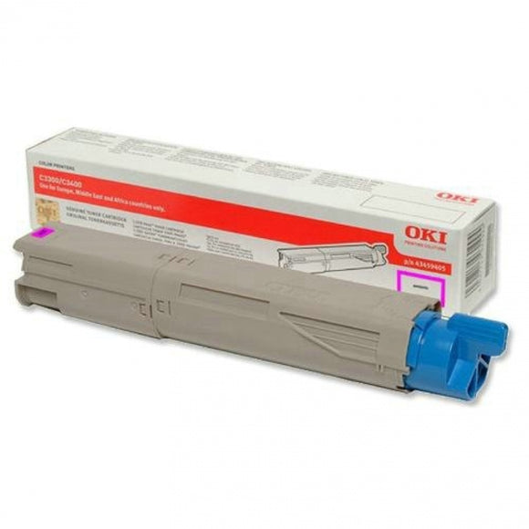 OKI MC360 Magenta Hi Capacity Toner Cartridge