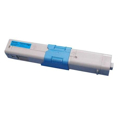 OKI C511 Cyan Hi Capacity Compatible Toner Cartridge