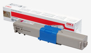 OKI MC351 Magenta Hi Capacity Toner Cartridge