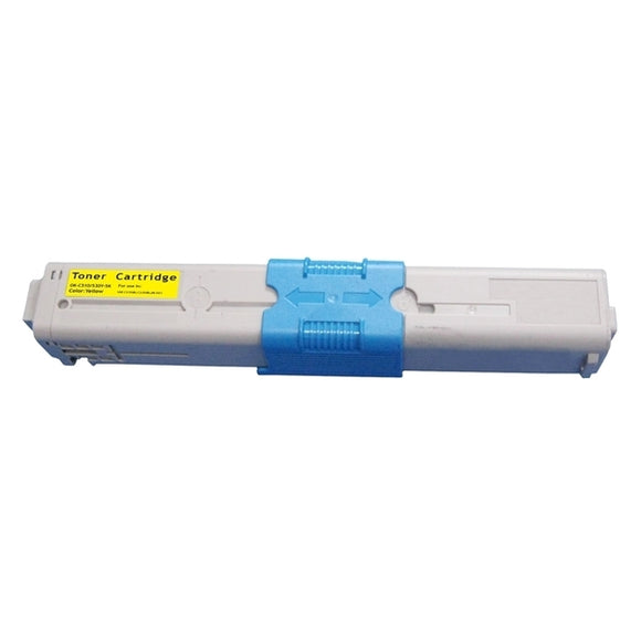 OKI MC332 Yellow Compatible Toner Cartridge