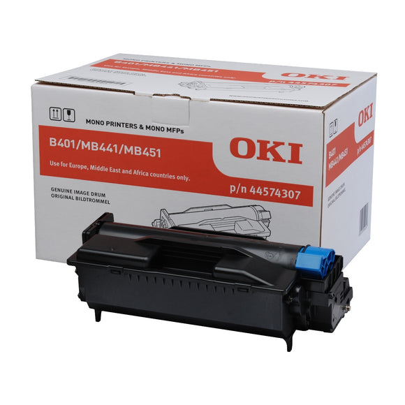 OKI 44992402 Black Toner Cartridge