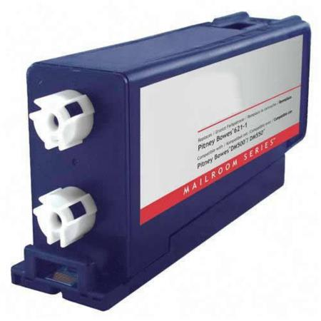 Pitney Bowes DM400 Compatible Blue Ink Cartridge