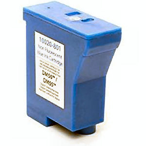 Pitney Bowes DM55 Compatible Red Ink Cartridge