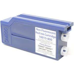 Pitney Bowes DM1000 Blue Compatible Ink Cartridge
