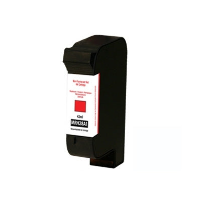 Pitney Bowes DP400 Red Compatible Ink Cartridge