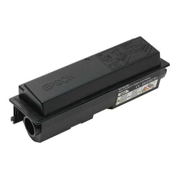 Epson S050435 Hi Capacity Black Toner Cartridge