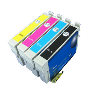 Epson T0615 Multi Pack Compatible Ink Cartridges