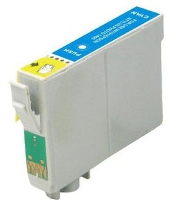 Compatible Epson T3102 XL Stag Cyan Ink Cartridge