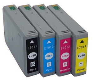 Epson T701 Multipack Compatible Ink