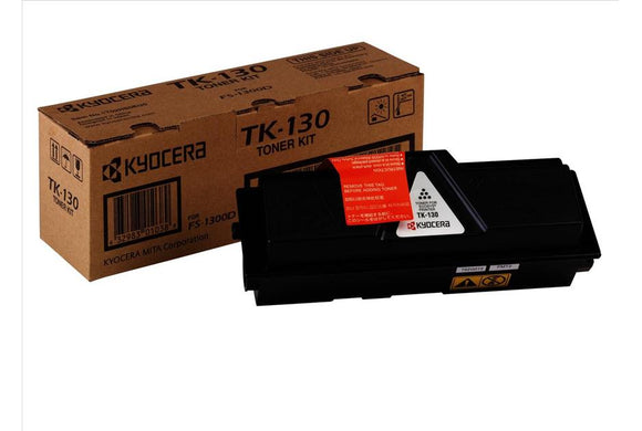 Kyocera TK-130 Black Toner Cartridge