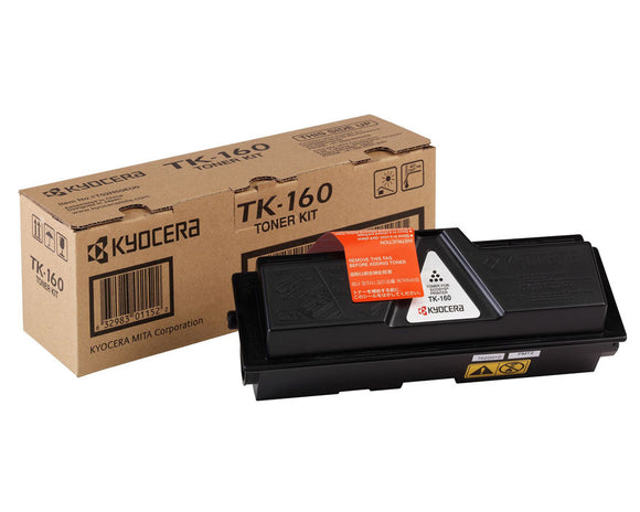 Kyocera TK-160 Black Toner Cartridge