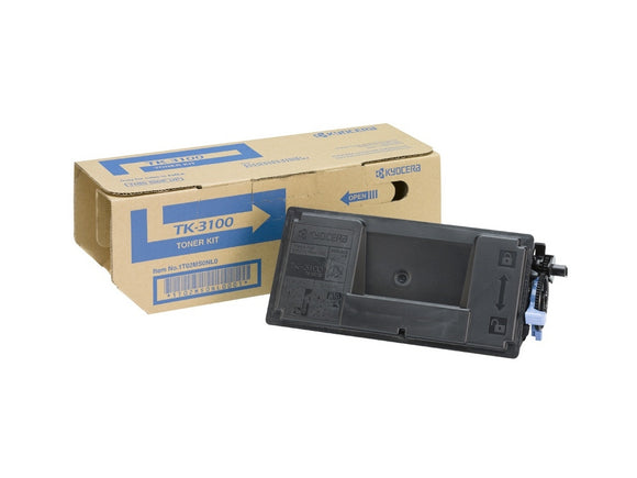 Kyocera TK-3100 Black Toner Cartridge