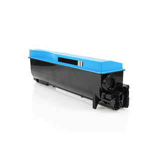 Kyocera TK-550 Cyan Compatible Toner Cartridge