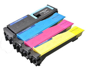 Kyocera TK-550 Multipack Compatible Toner Cartridge