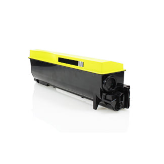Kyocera TK-550 Yellow Compatible Toner Cartridge