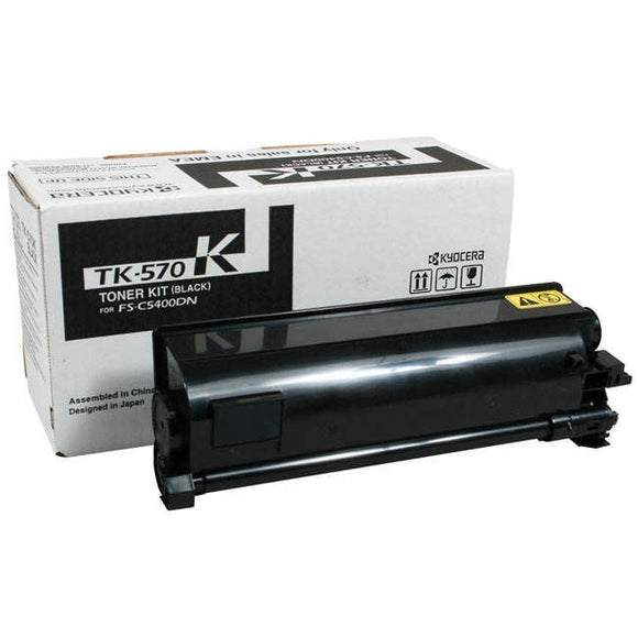 Best Kyocera TK570 Black Toner