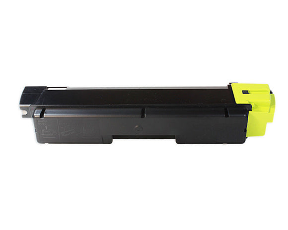 Kyocera TK580 Yellow Compatible Toner Cartridge