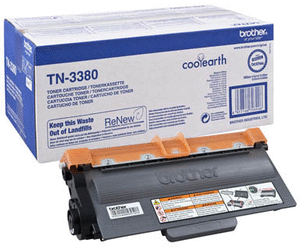 Brother TN3380 Hi Capacity Black Toner cartridge