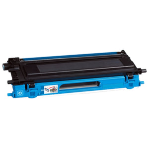 Brother TN135 Compatible Cyan Toner Cartridge