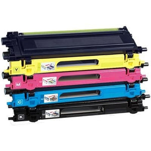 Compatible Brother TN135 Value Pack Toner