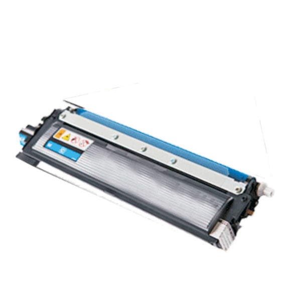 Brother TN230 Compatible Cyan Toner Cartridge
