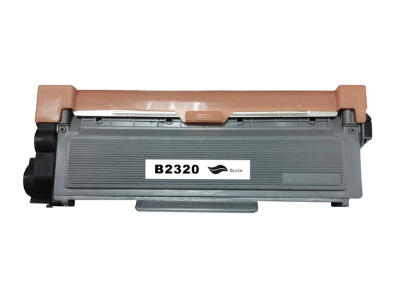 Brother TN2320 Black Hi Capacity Compatible Toner Cartridge