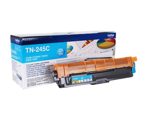 Brother TN245 Cyan Toner Cartridge