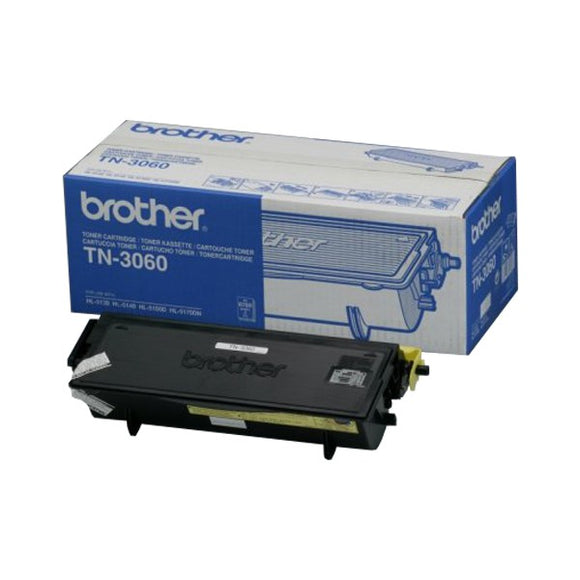 Brother TN3060 Black Toner Cartridge