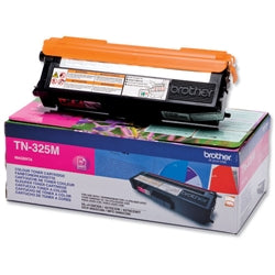 Brother TN325 Magenta Toner Cartridge