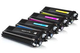 Brother TN325 BK,C,M&Y Compatible Toner Cartridge Value Pack
