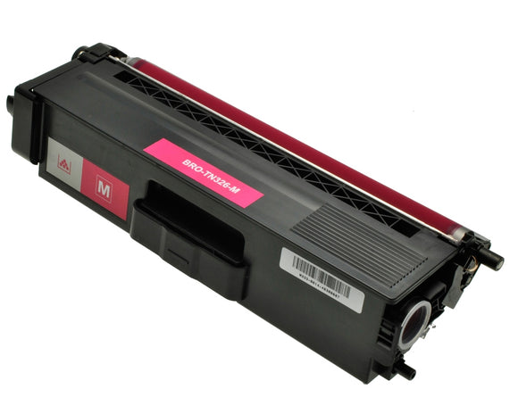 Brother TN326 Magenta Toner Compatible Cartridge