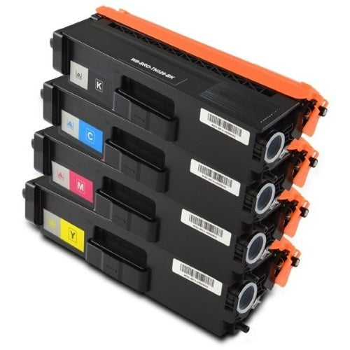 Brother TN326 Toner Compatible Multipack x 4