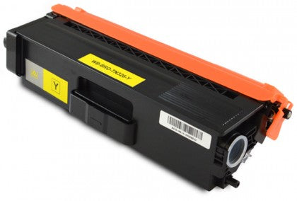 Brother TN326 Yellow Toner Compatible Cartridge