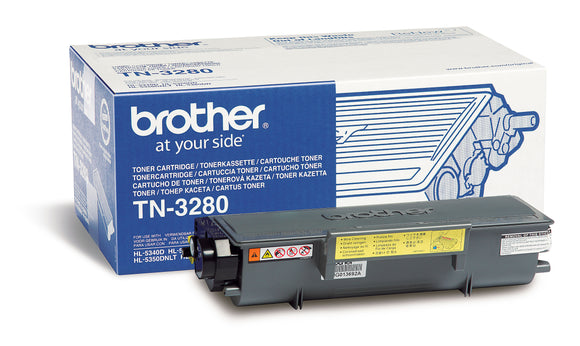 Brother TN3280 Black Toner Cartridge
