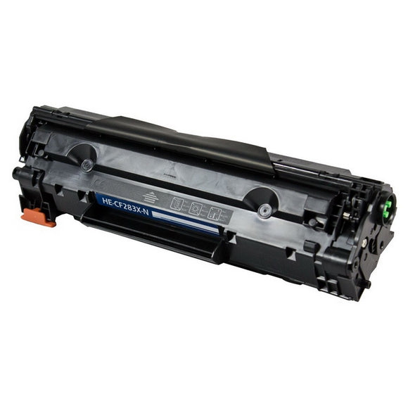 HP CF283X Hi Capacity Toner Compatible Cartridge