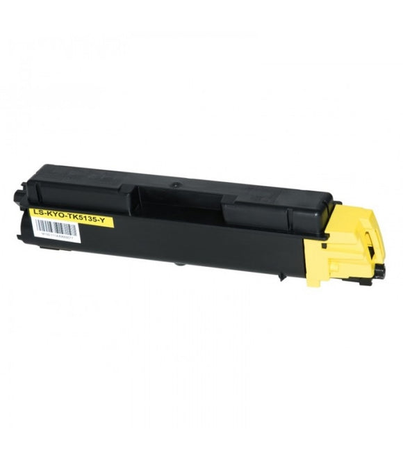 Kyocera TK5135 Yellow Compatible Toner