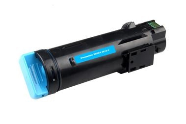 Xerox Phaser 6515 Cyan Toner Compatible Cartridge