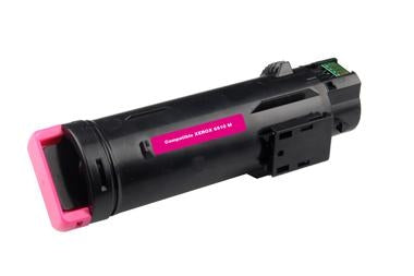 Xerox Phaser 6510 Magenta Toner Compatible Cartridge