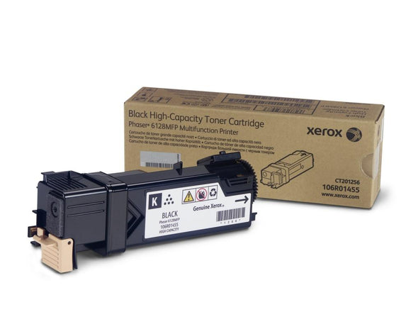 Xerox Phaser 6128 (106R01455) Black Toner Cartridge
