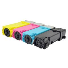 Xerox 6125 Multipack Compatible Toner Cartridges